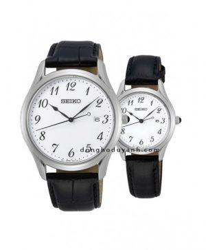 Đồng hồ đôi Seiko SUR303P1 và SUR639P1