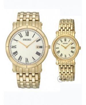 Đồng hồ đôi SEIKO SKP366P1 và SXB420P1