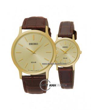 Đồng hồ đôi Seiko SUP870P1 và SUP302P1