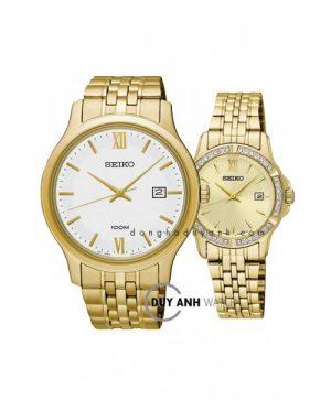 Đồng hồ đôi Seiko SUR224P1 và SUR728P1