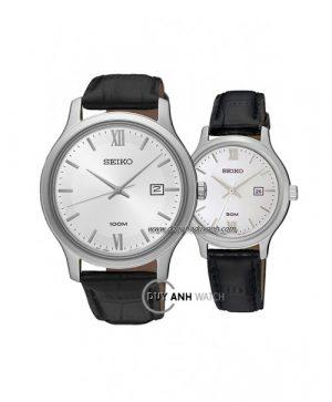 Đồng hồ đôi Seiko SUR225P1 và SUR703P1