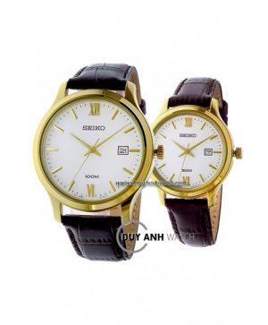 Đồng hồ đôi Seiko SUR226P1 và SUR702P1