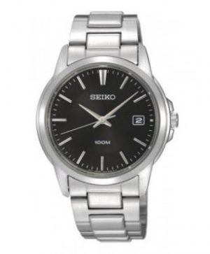 Đồng hồ SEIKO Silver Dial Two Tone SGEF51P1