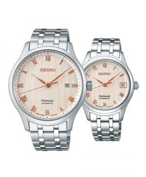 Đồng hồ đôi Seiko Presage SRPF45J1 và SRPF47J1