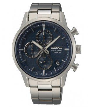 Đồng hồ Seiko Chronograph SSB387P1