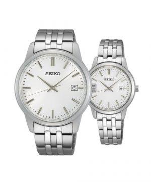 Đồng hồ đôi Seiko SUR397P1 và SUR405P1