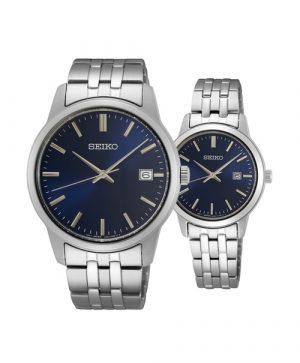 Đồng hồ đôi Seiko SUR399P1 và SUR407P1