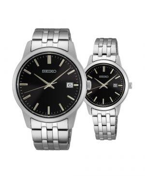 Đồng hồ đôi Seiko SUR401P1 và SUR409P1