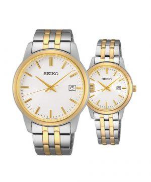 Đồng hồ đôi Seiko SUR402P1 và SUR410P1
