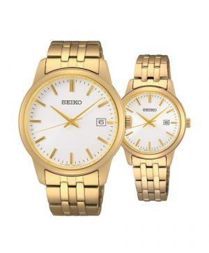 Đồng hồ đôi Seiko SUR404P1 và SUR412P1